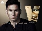 Lionel Messi wird Global Brand Ambassador von Huawei