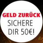 50€ Cashback für Vodafone P8