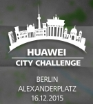 Huawei Watch Event in Berlin am 16.12.2015